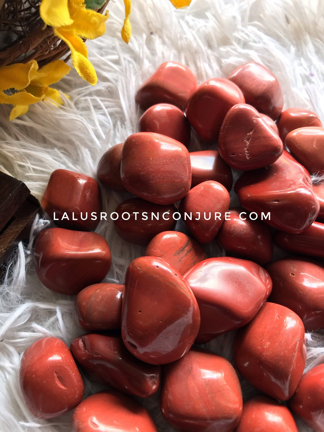 Red Jasper Crystal | Root Chakra Crystal