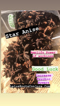 Load image into Gallery viewer, Star Anise: Amplify Rituals, Money Herb, Divination