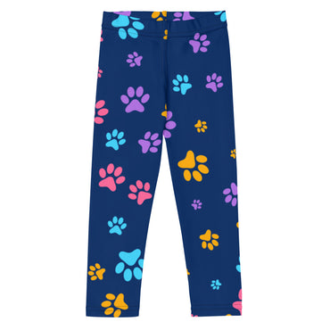 Blue Paw Leggings
