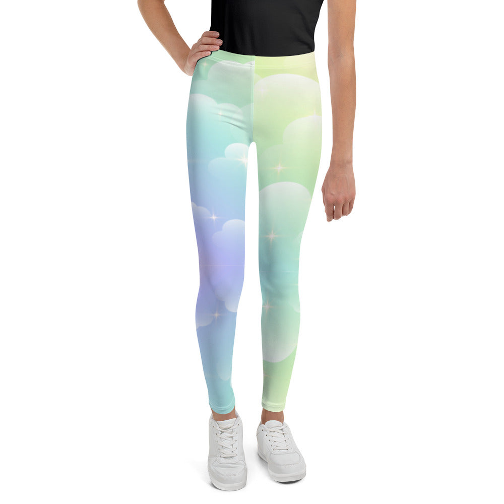 Rainbow Cloud Leggings