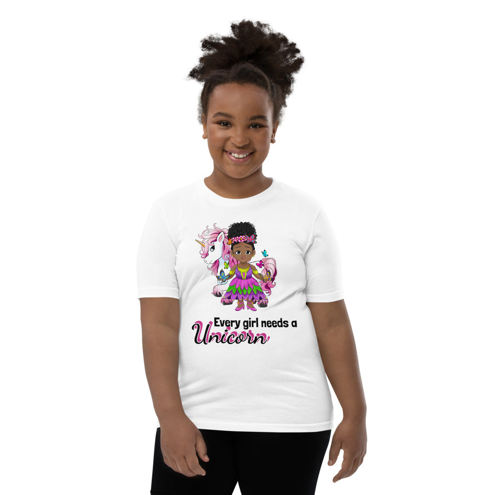Girl/Unicorn T-Shirt