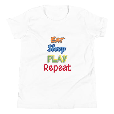 Eat, Sleep, Play T-Shirt