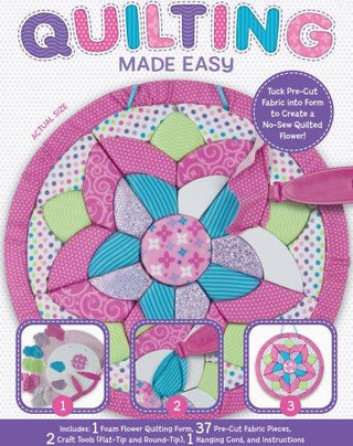 Quilting Made Easy - Flower (C)