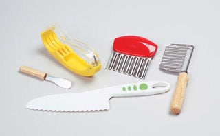 Kitchen Cutting & Slice Sequence Kit (C)
