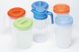 Plastic Pitcher with Lid (C)