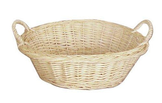 Basket: Small Willow Laundry