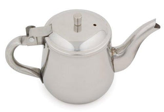 Teapot Stainless Steel (C)