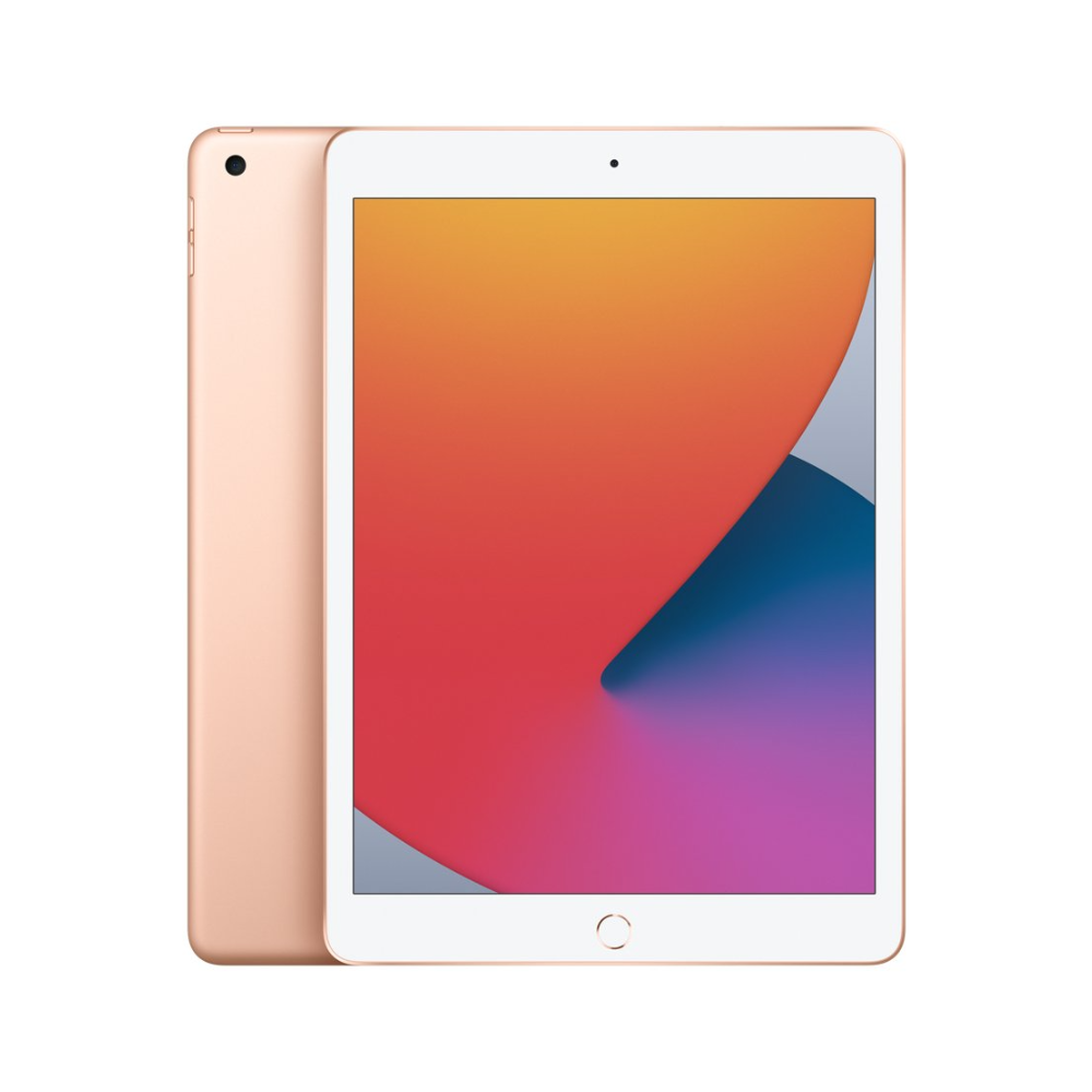10.2-inch iPad 8th Gen Wi-Fi 128GB - Gold