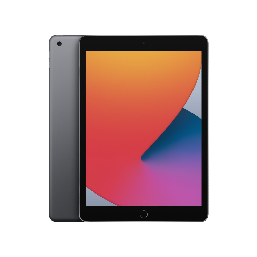 10.2-inch iPad 8th Gen Wi-Fi 128GB - Space Grey