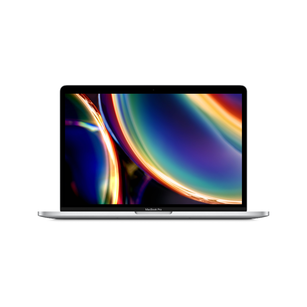 13-inch Macbook Pro with Touch Bar: 2.0ghz Quad-core 10th-generation Intel Core i5 Processor, 1TB - Silver