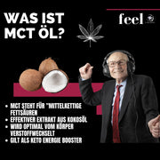feel. CBD MCT Öl 15% - 30ml