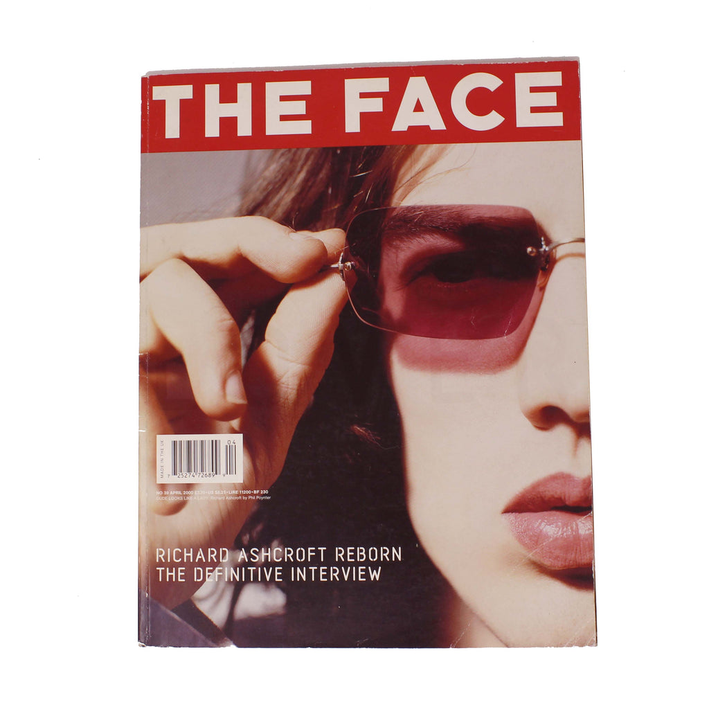 THE FACE 2000 - shop sideara