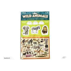 Animal World Pop Out:Wild Animals