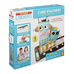 Alex Future Coders Cube Stackers