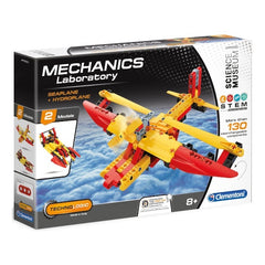 Mechanics Lab: Seaplane and hydroplane