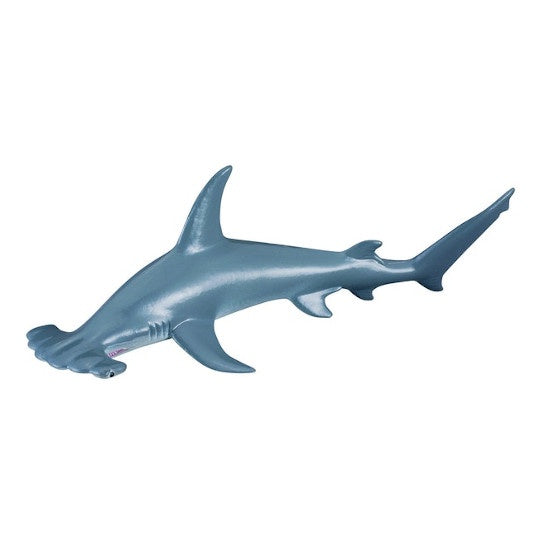 Scalloped Hammerhead Shark Figurine M
