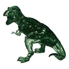 Crystal Puzzle:T-Rex Green