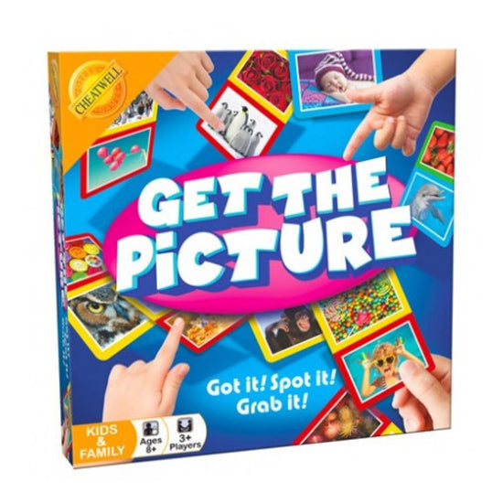 Get the Picture Board Game