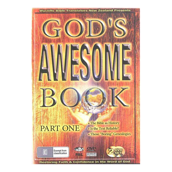 Bk:God's Awesome Book