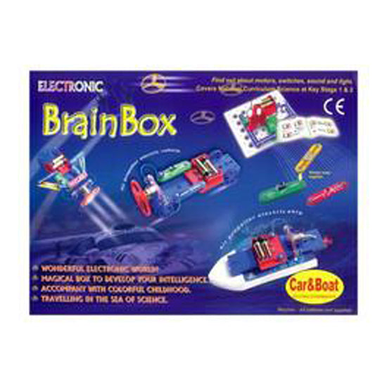 BrainBox Challenge Set