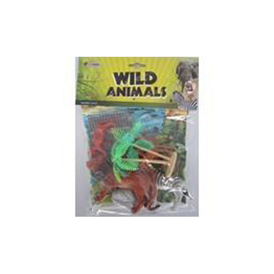 Wild Animals Large, Polybag