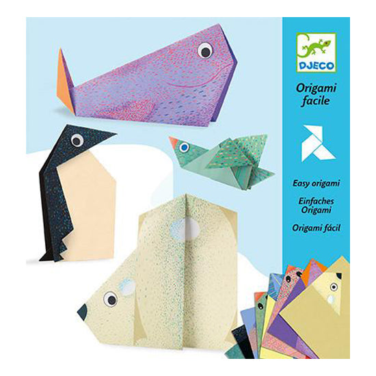 Origami:Polar Animals