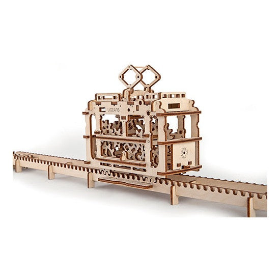 Ugears: Tram on Rails