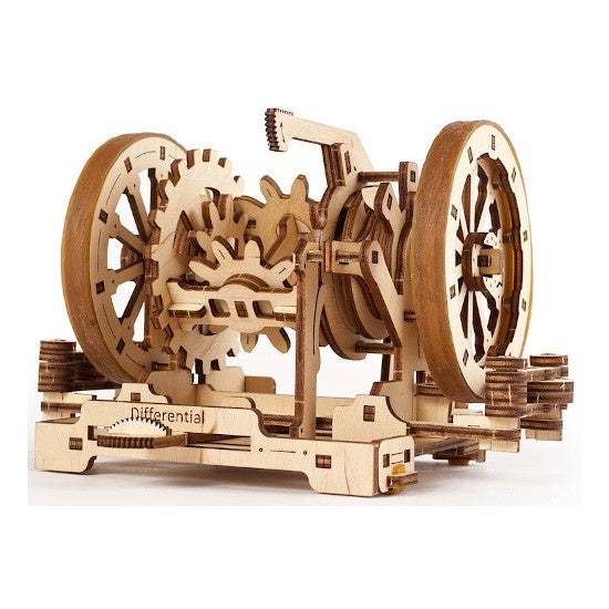 Ugears: Differential, STEM Lab