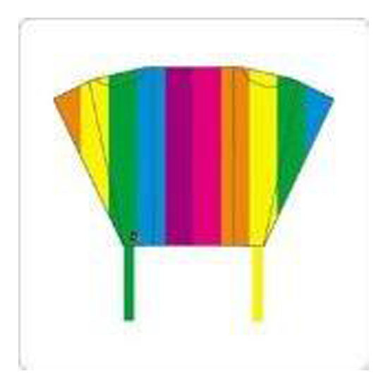 Pocket Sled Rainbow