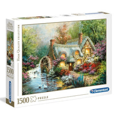 Country Retreat, 1500 pc,HQ