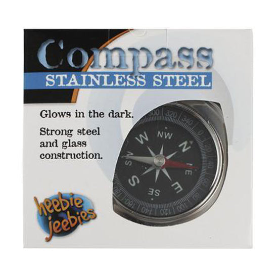 Compass, Stainless Steel