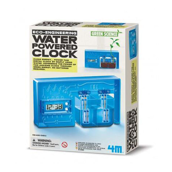 Eco Engineering:Water Clock
