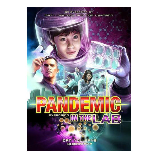 Pandemic:In the Lab