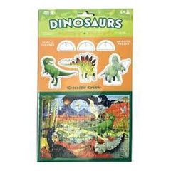 Animal World Pop Out:Dinosaurs