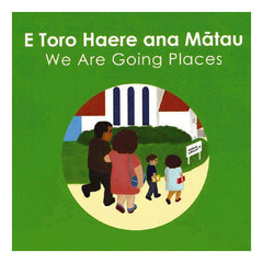Bilingual Book:We are Going Places