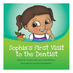 Sophia's First Visit to the Dentist