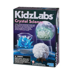 Crystal Science
