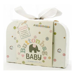 Baby Cross Stitch Memento Kit