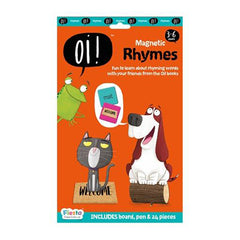 Oi ! Magnetic Rhymes, 3-6yrs