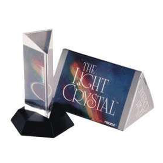Light Crystal Prism 130mm