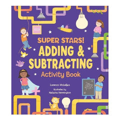 Super Stars: Adding & Subtracting