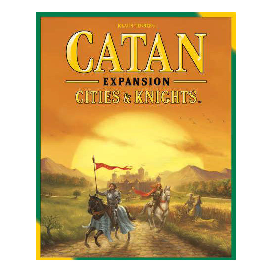 Catan:Cities & Knights 5th Edition