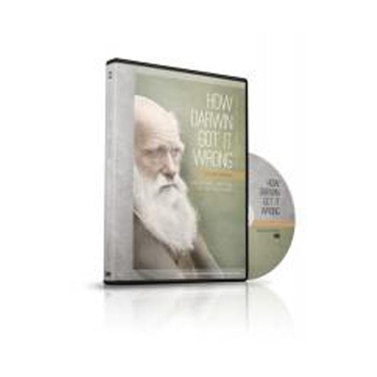 DVD:How Darwin got it Wrong