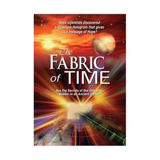 DVD:The Fabric of Time Shroud of Turin