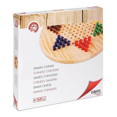 Chinese Checkers - Wooden Board