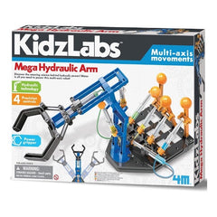 Mega Hydraulic Arm KidzLabs