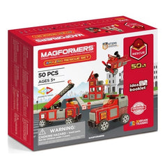 Magformers:Amazing Rescue Set