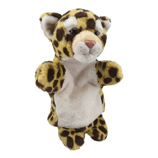 Cheetah Puppet