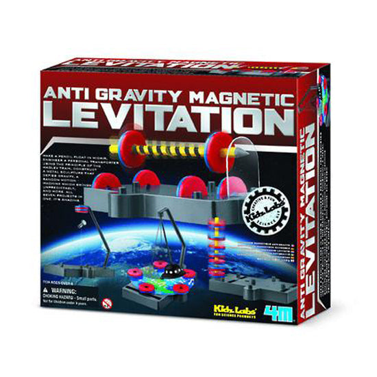 Levitation Anti Gravity Magnetic