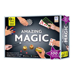 Amazing Magic 100 Tricks